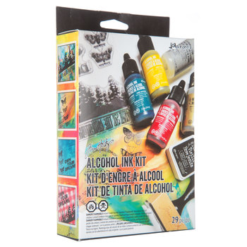 Alcohol Ink Kit